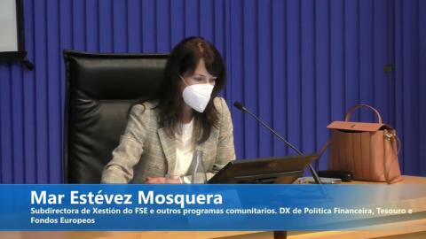Os fondos REACT-UE no Programa Operativo FSE Galicia 2014-2020 - Curso monográfico Fondos europeos NextGenerationEU